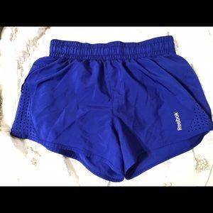 Brand new Reebok blue shorts